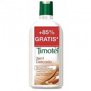 Timotei champú 2 en 1 Delicado 400+350 ml.= 750ml.