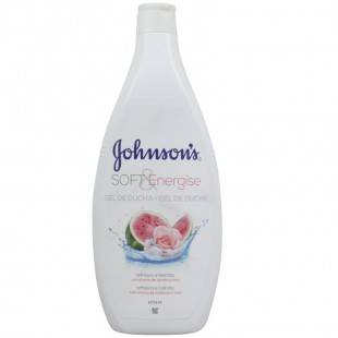 Johnson`s  Gel de Ducha Soft Energie  con Sandia y Rosas  750ml