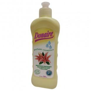 Donaire Ambientador Liquido Concentrado para el hogar Perfume Cosmetico 250ml